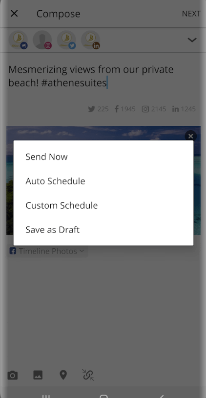 Instagram apps for scheduling